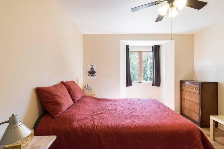 Chambre Soleil avec lit double