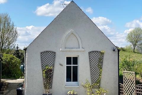 Kaimes Cottage, separat studio