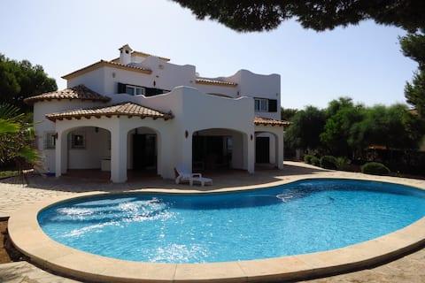 Villa Vivaldi  100m sea & panoramic sea view