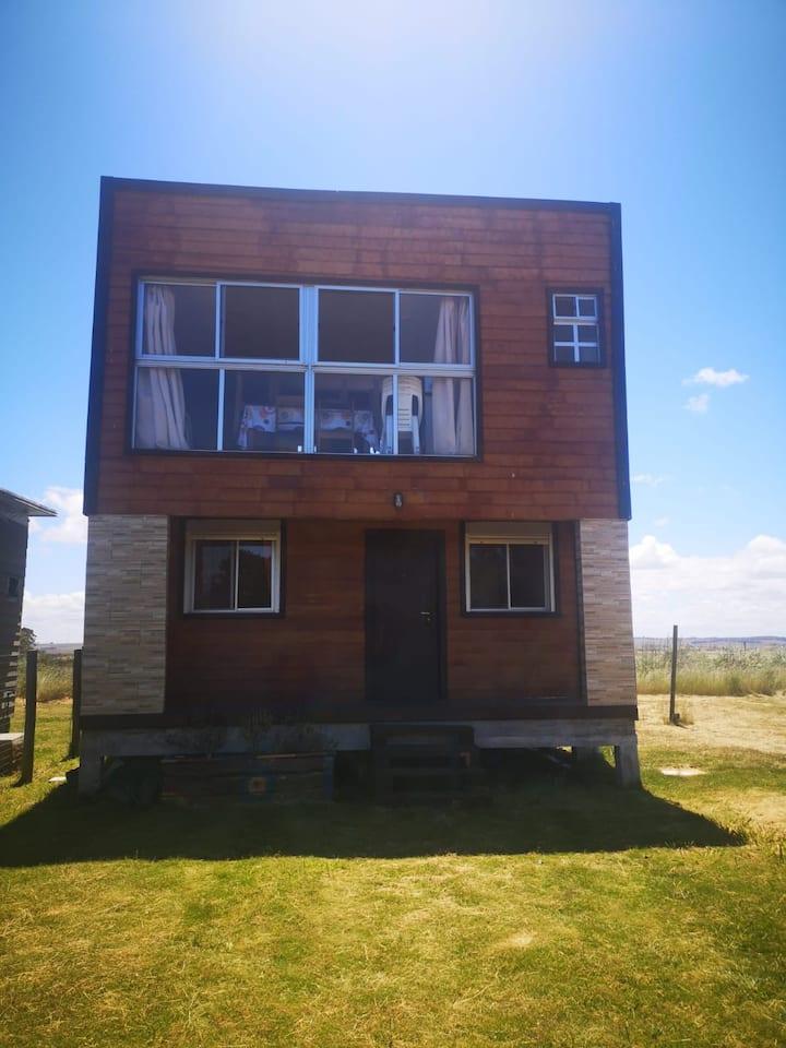 Casa de 2 plantas en punta rubia