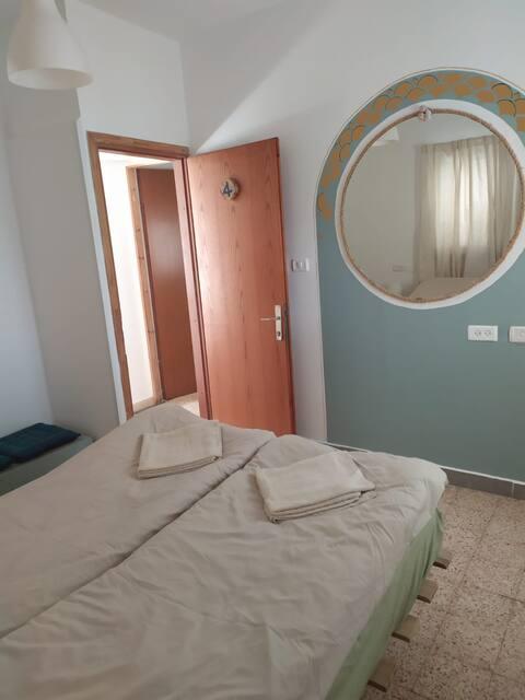Juha's Guesthouse Double Room Shared Bathroom