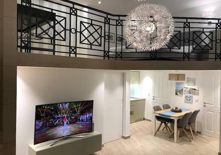 Exclusive Designer Loft Apartment