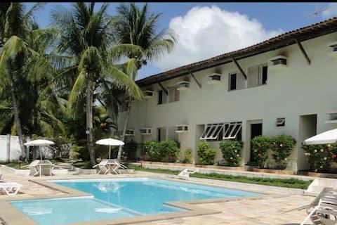 Flat Cumaru: Localização privilegiada e conforto!