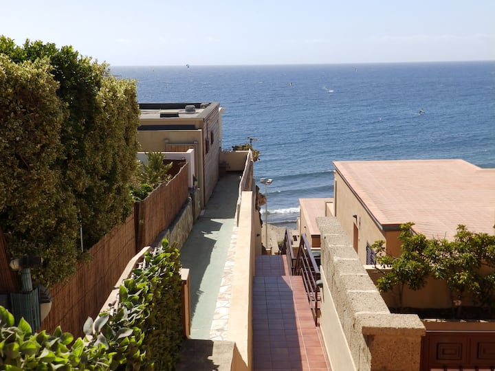 Nice 2 bedroom apartment with terrace in el Médano