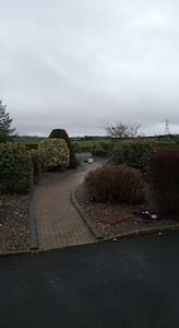 lovely lengthy driveway