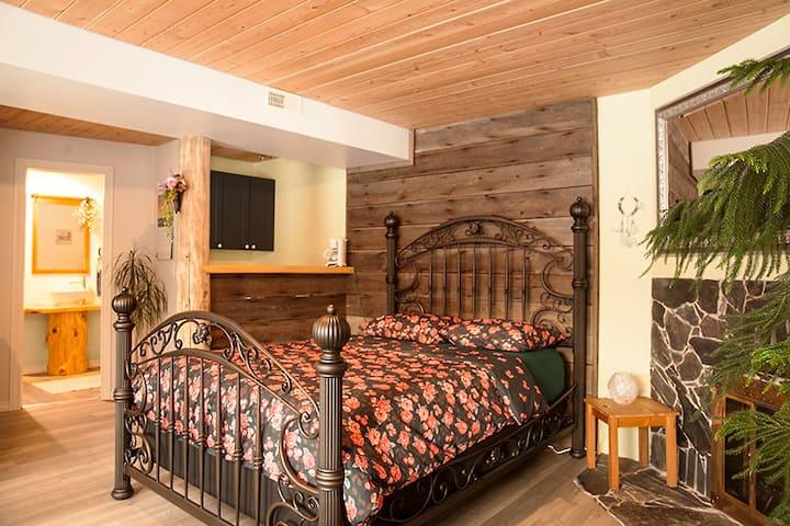 B&B Suite at the beautiful KAYANARA Guest Ranch