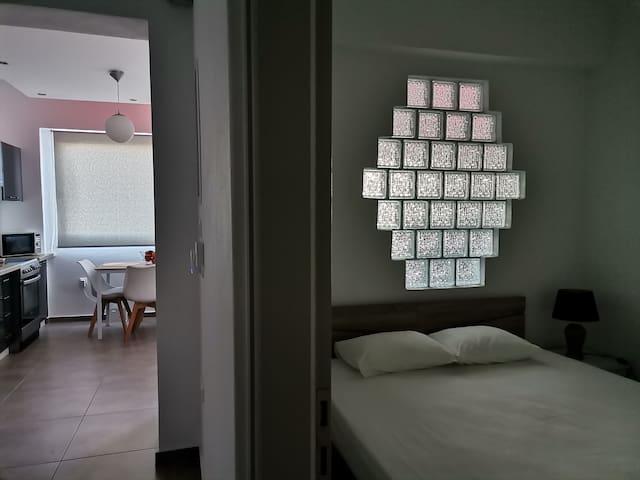 La deuxième chambre.