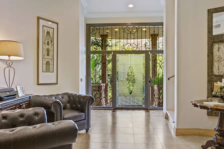 Oversize entry door for easy access however there are stairs leading to this door that can't be avoided. Once up stairs you will be able to move about throughout the home with ease with our wide hallways, doors and an abundance of open floor space.