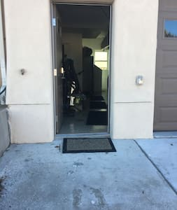 Doorway 32 inches wide