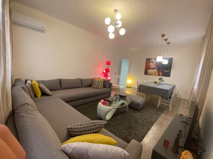 Appartement moderne idéalement placé - haut agdal