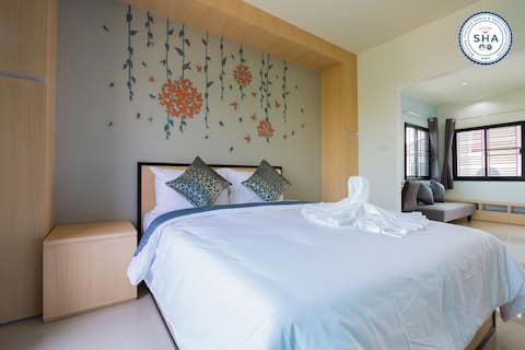 Big Bedroom Sirimunta Hotel Chiang Rai
