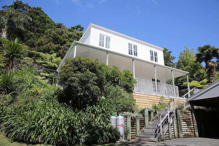 Bush clad oasis in the heart of Paihia