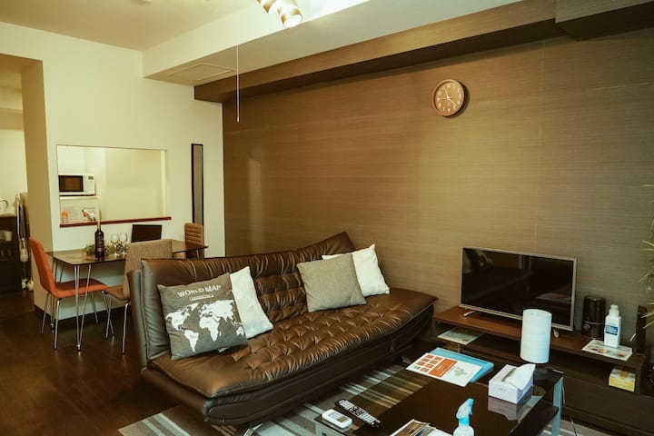 (BH406) Cozy and Stylish room in Sapporo
