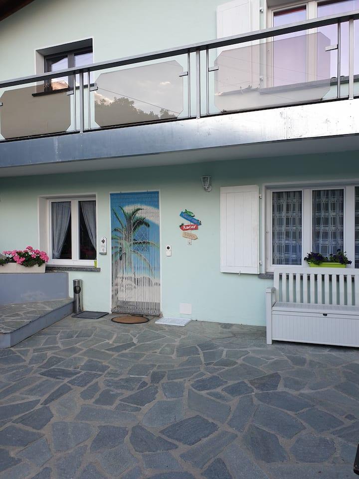 Appartement An Kaz La (A la maison en créole)