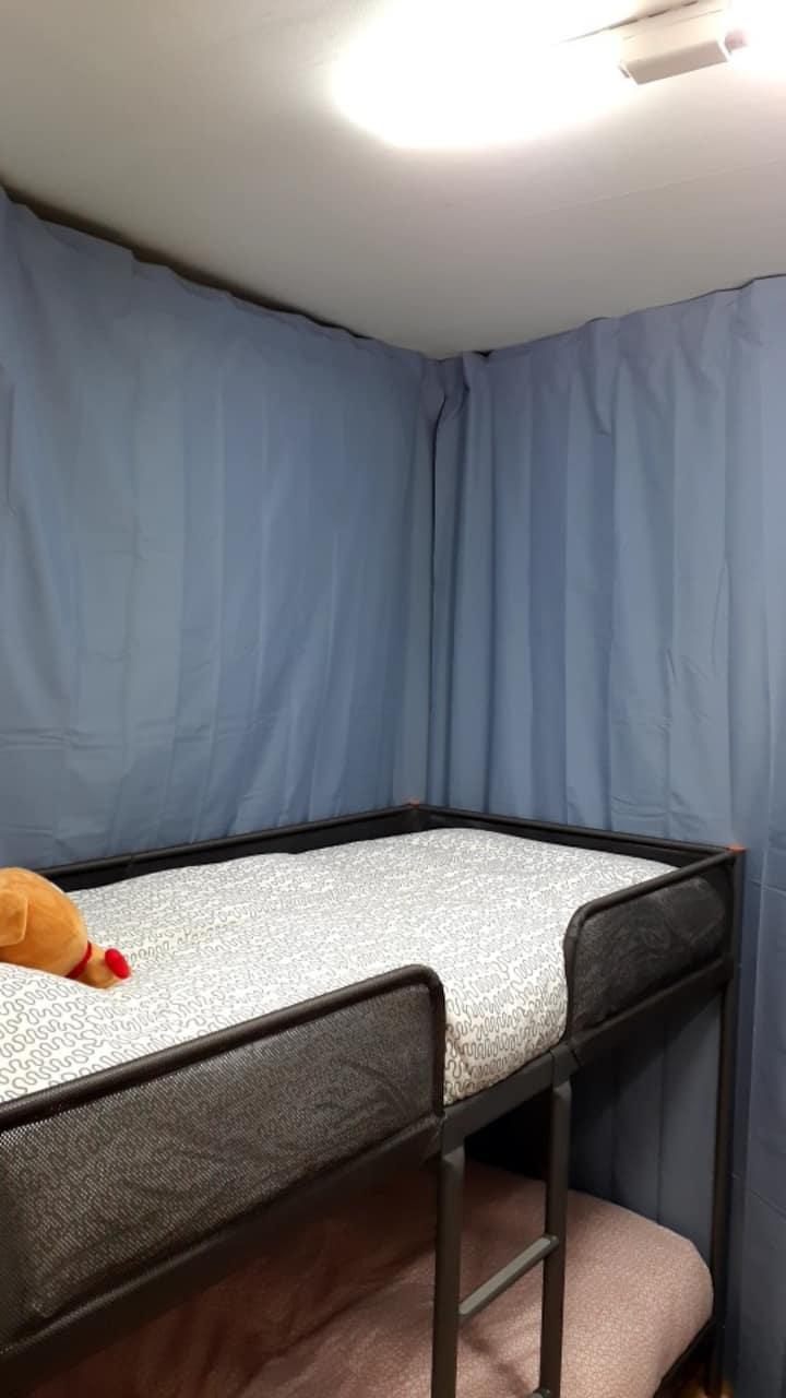 Seoul Naksan Stay(Single room, Women only)