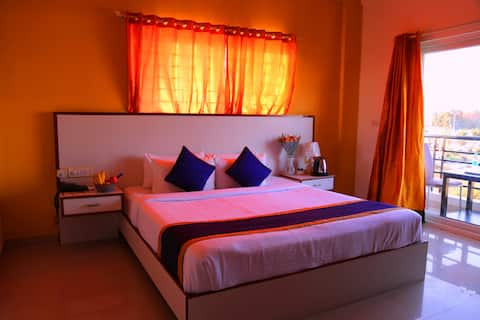 Superior Room With Balcony- Airport Gateway Hotel