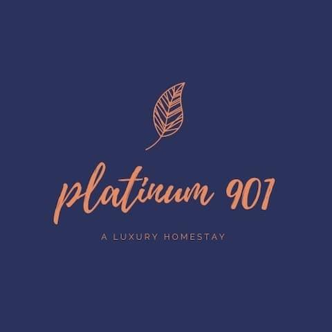 Platinum 901 : Atico de primer nivel y jardín con terraza