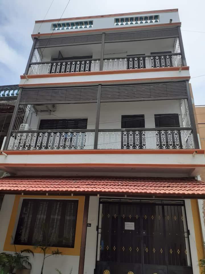 Bel appartement au cœur de Pondichéry (1)