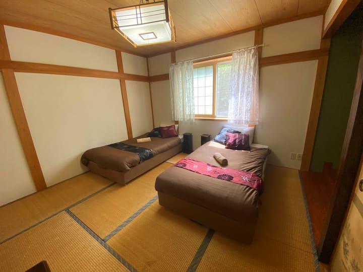 Hakuba Snowdrift Lodge-twin room