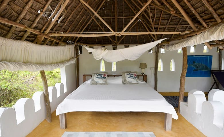 Roof Space above Garden Room