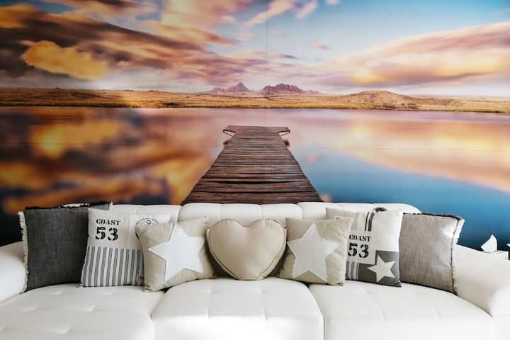 """ESTRELLA DEL MAR Amazing loft """"CasaCosy"""""""