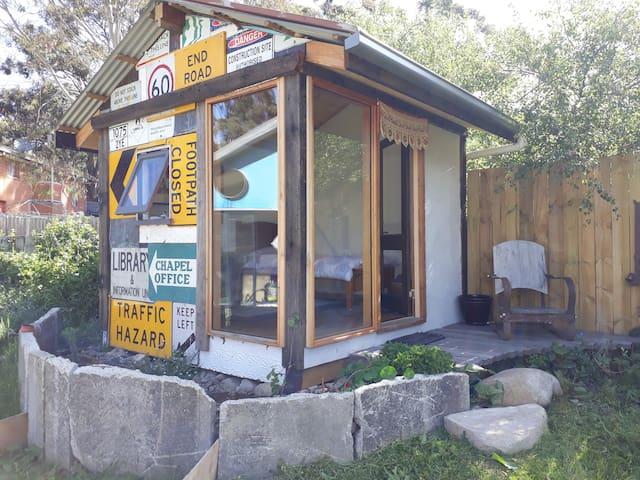 Wee cabin in SoHo