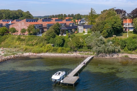 Luxury waterfront beach house, Faaborg Denmark