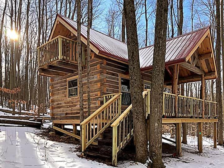 Tustin Hills Log Cabin
