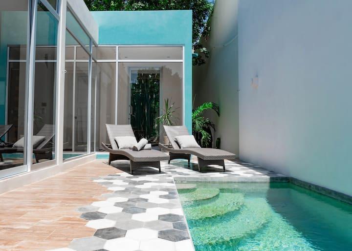 Casa Flamingo Designer House near Holistika Tulum