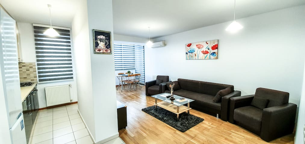 1 bedroom apartment south of Bucharest