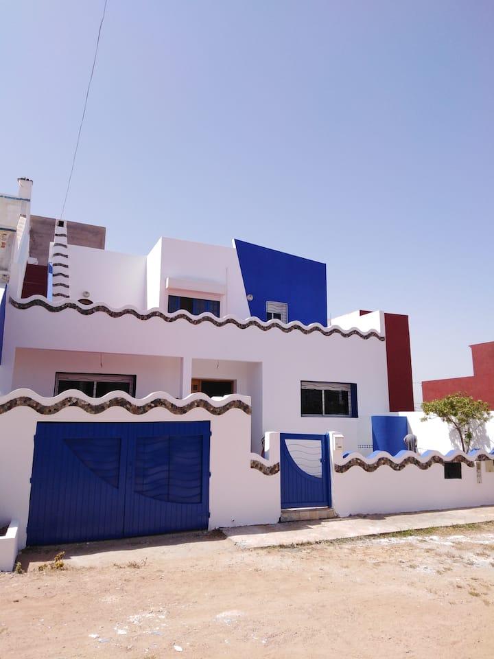 Villa à 300 m de la plage