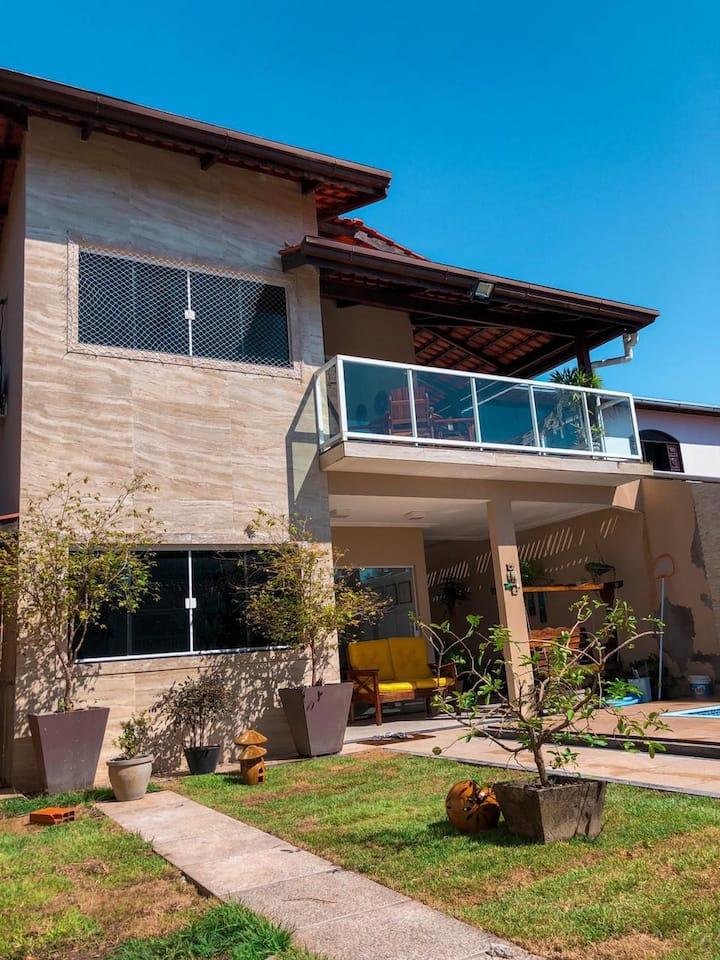 Casa de Praia na Ilha Cacha Pregos - Vera Cruz/Ba