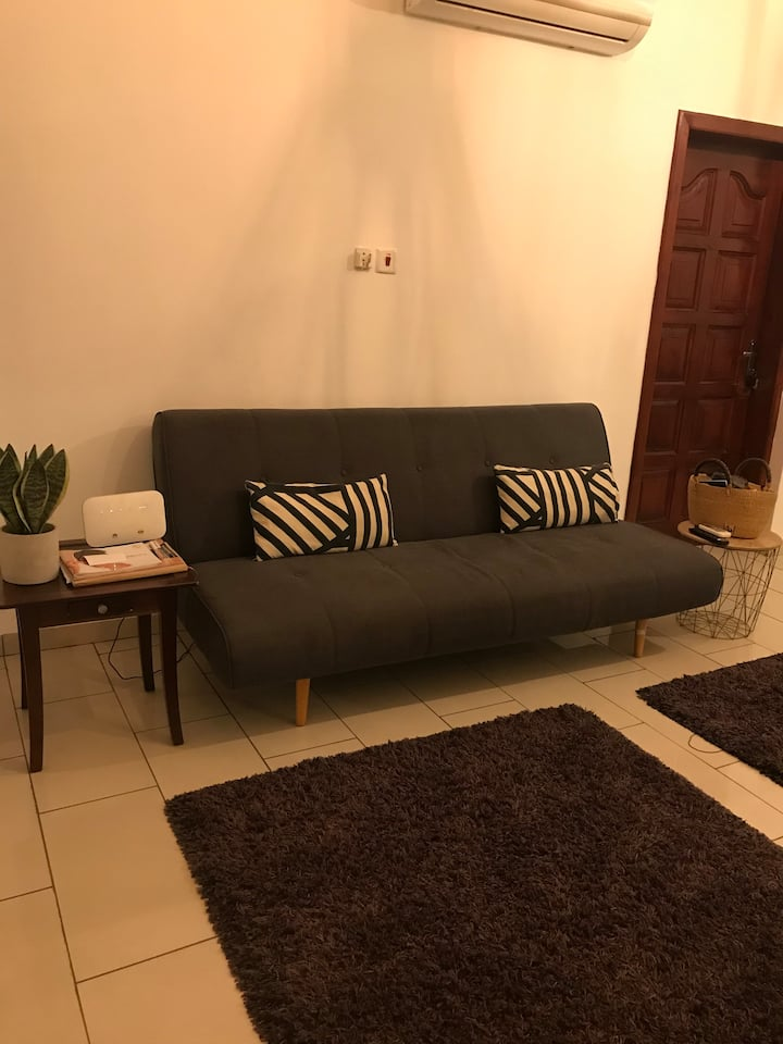 Room for a Perfect Stay in Accra