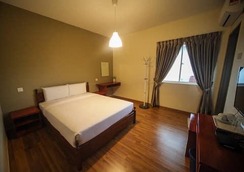 Spacious room | private bathroom ❤ Ipoh Home Inn