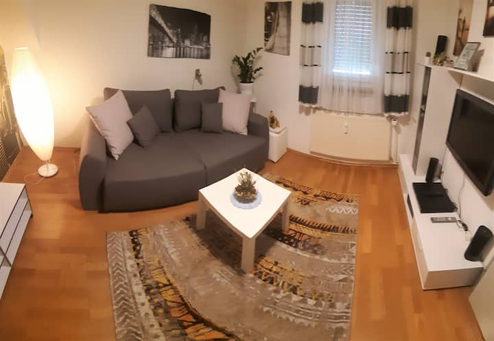 Fully equipped apartment near the city