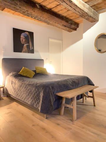 Luxe suite in historisch pand in centrum Groningen