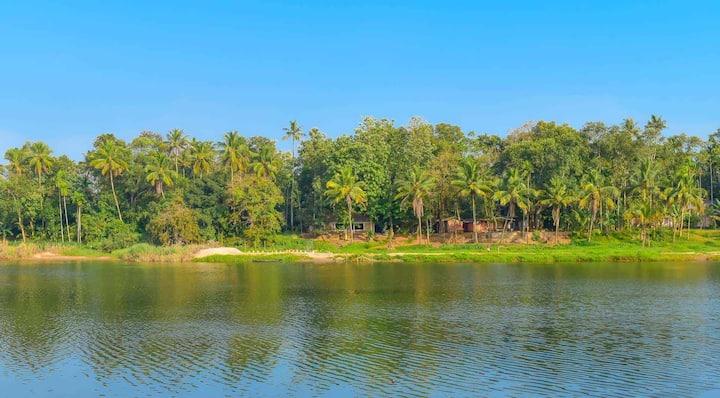 Pranayakulam Riverside home 2