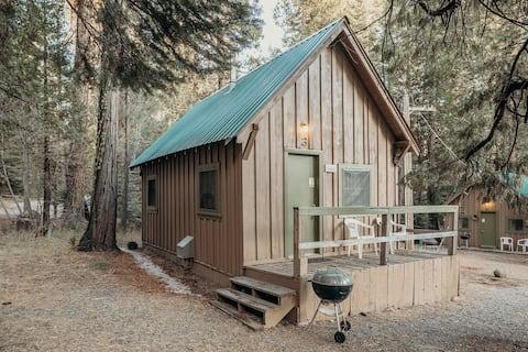 Cabaña con encanto cerca del parque nacional de Lassen