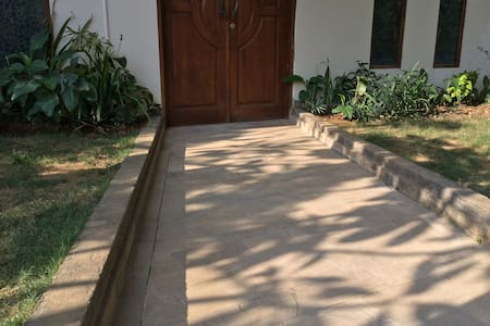 Front Door Path