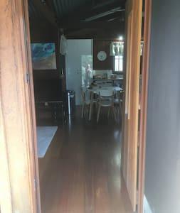 Doorway is 33inches/84 cm