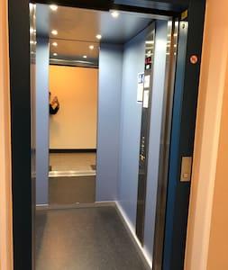Aufzug schwellenlos