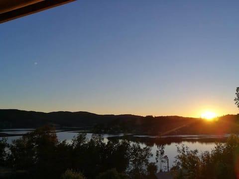 Casa Lago Vichuquén, Para el relajo y la diversión