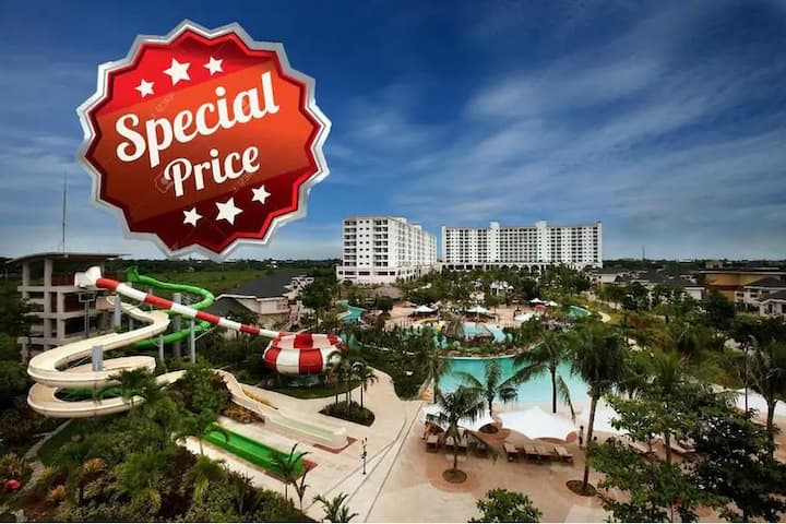 SPECIAL PRICE! 2BR Suite at Jpark Resort Mactan