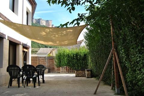 Casa Zologorri, Ganuza, Navarra