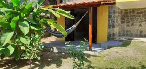Suíte em Ilhabela (Praia Grande)