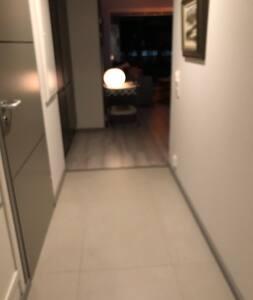 Breda korridorer