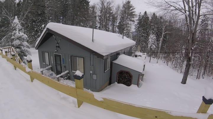 Cozy Vermont Cabin near Okemo.