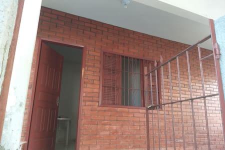 Iluminação na varanda de entrada