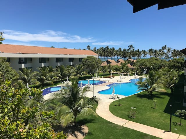 Flat Praia dos Carneiros-Carneiros Beach Resort(4)