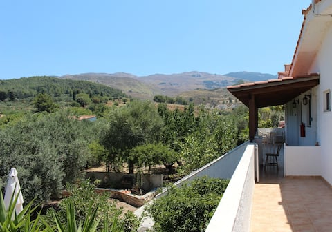 Asklipion Valley guest house - ELΙA